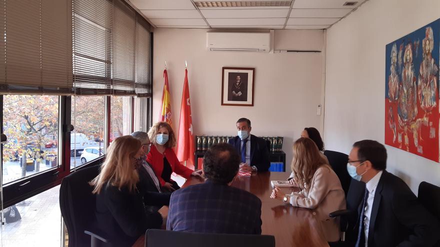 Invertimos 2,2 millones de euros en protección contra el COVID-19 en las sedes judiciales de la región