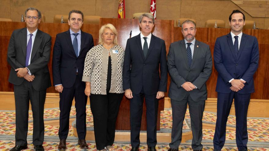 Aprobada en la Asamblea de Madrid la Ley de Protección, Reconocimiento y Memoria de las Víctimas del Terrorismo