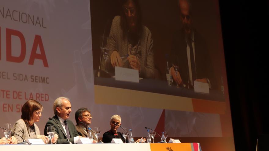 La Comunidad de Madrid participa en el X Congreso GeSIDA