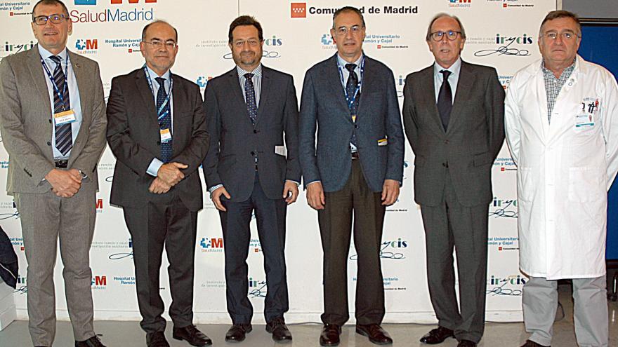 Encuentro internacional de expertos en maxilofacial