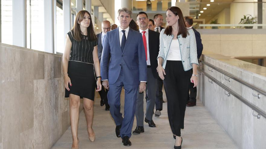 Garrido ha inaugurado en el Día Mundial de esta enfermedad este nuevo recurso en el Centro de Alzheimer Fundación Reina Sofía