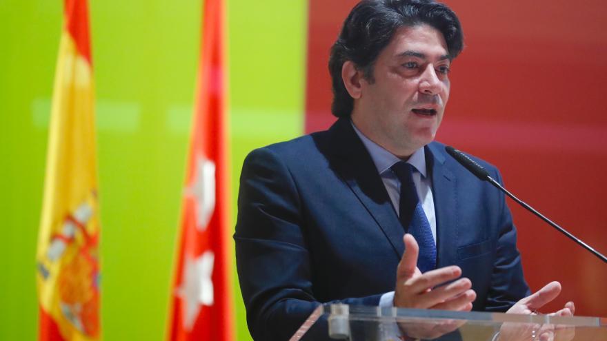 David Pérez ornadas de formación local para el personal electo de los ayuntamientos de la región