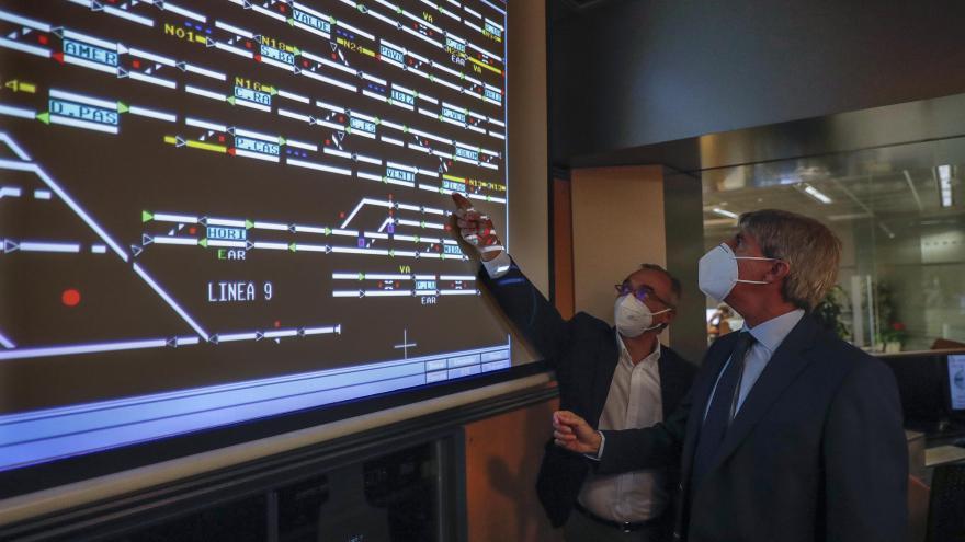 Ángel Garrido presenta el Plan de Movilidad para una vuelta segura en septiembre