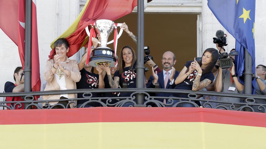 Rollán recibe al Atlético de Madrid Femenino