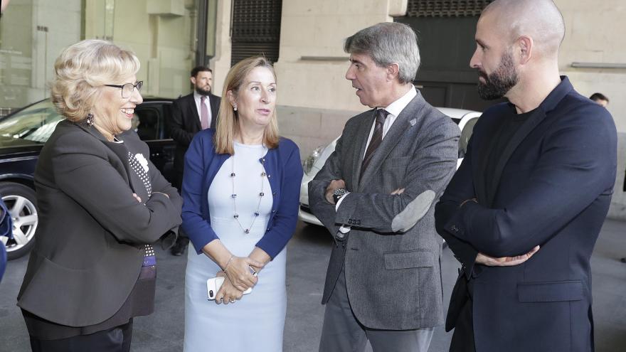 Ángel Garrido presidente de la Comunidad de Madrid