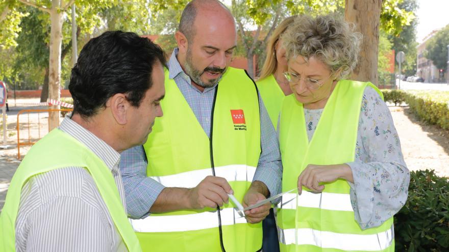 Imagen de Pedro Rollán en Aranjuez