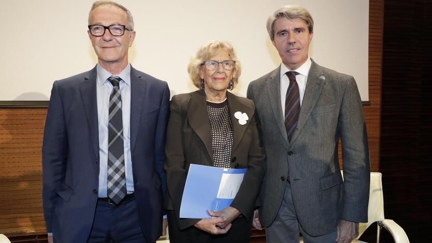 """Garrido resalta que El Retiro y el Paseo del Prado contribuirán """"a un Madrid volcado con la cultura y abierto al mundo"""""""