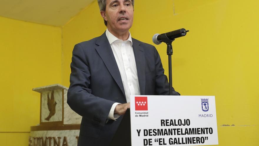 Garrido y Carmena han presentado el proyecto que acabará con este asentamiento de infraviviendas de la capital