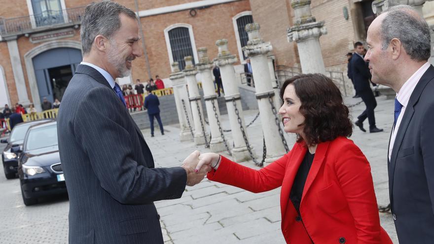 'Premio Derechos Humanos Rey de España'