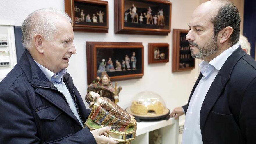 La Comunidad de Madrid expondrá en Navidad un gran Belén con más de 350 figuras