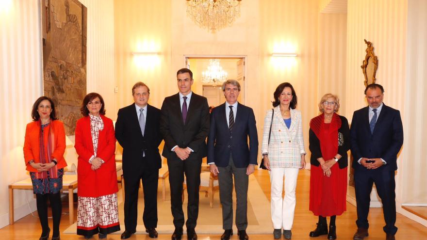 Ángel Garrido interviene en la inauguración de 'Santander WomenNow Summit