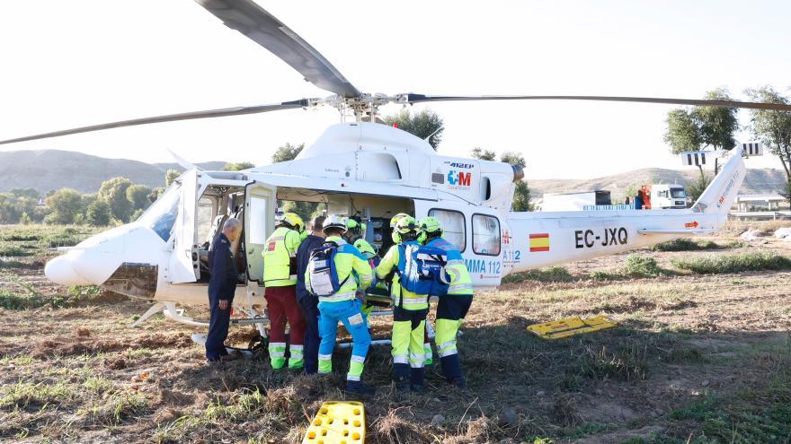 Los sistemas de emergencias de la Comunidad se ponen a prueba en un gran simulacro europeo