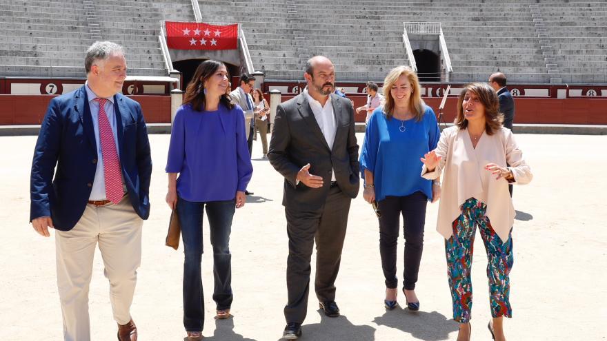 La Comunidad de Madrid inicia la rehabilitación de la plaza de toros de Las Ventas