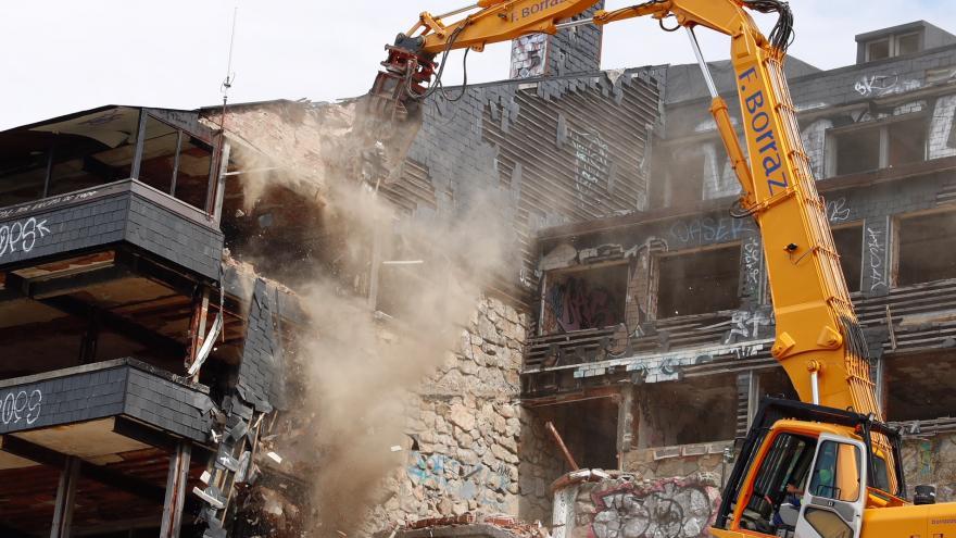 Obras de demolición