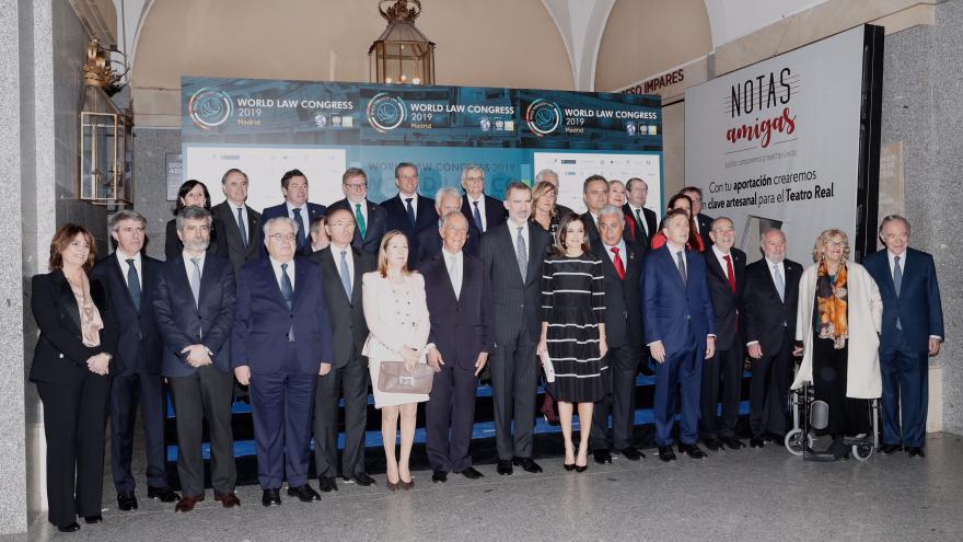 Ángel Garrido en el XXVI Congreso Bienal de la World Jurist Association