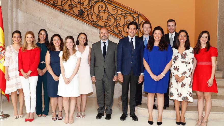 La Abogacía General de la Comunidad de Madrid incorpora diez nuevos letrados
