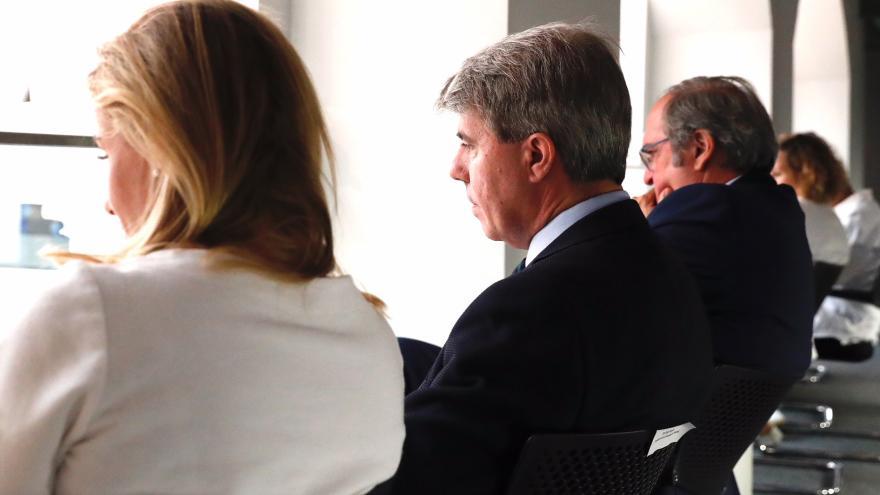 Ángel Garrido acude al Debate sobre el Estado de la Ciudad de Madrid
