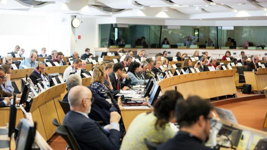 La Comunidad de Madrid solicita un mayor apoyo para las pymes a la Comisión de Política Económica del Comité Europeo de las Regiones