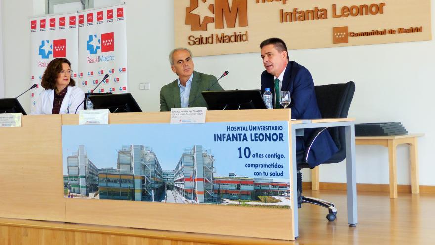 El Hospital Universitario Infanta Leonor recibe diez certificaciones de calidad