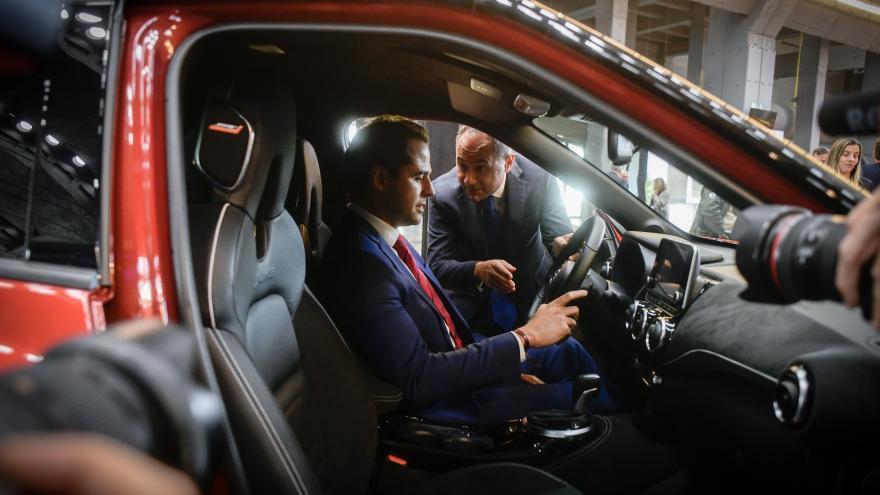 Ignacio Aguado en el Foro Nissan