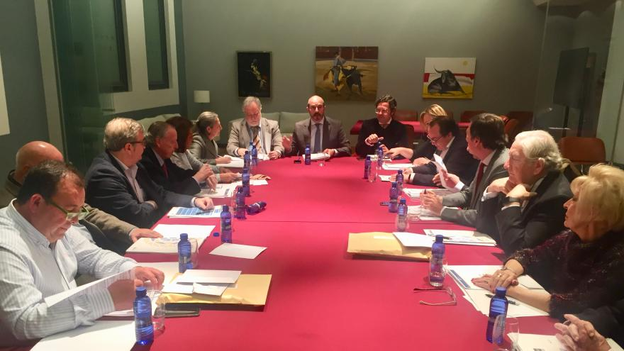 Consejo de Asuntos Taurinos de la Comunidad de Madrid