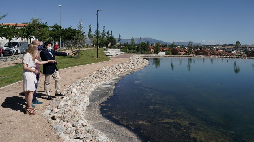 Lago del Parque del Este