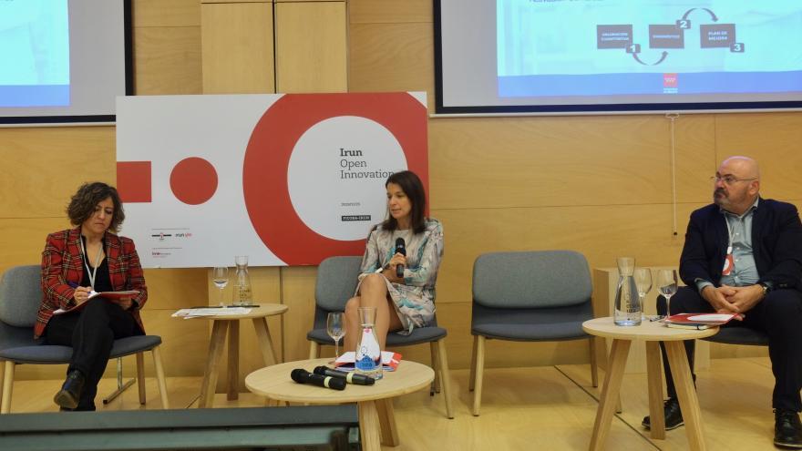"""Nieto Novo participa en Jornada """"Irun Open Innovation"""""""