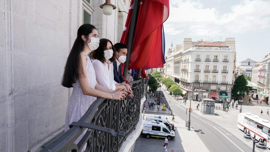 Balcón Puerta del Sol