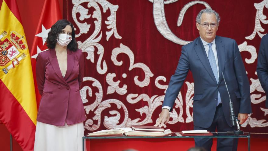 Díaz Ayuso y Ossorio