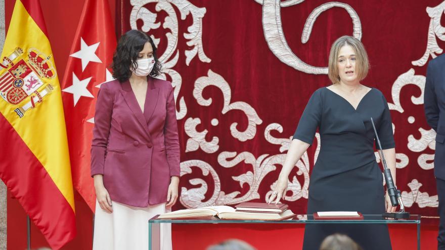 Díaz Ayuso y Rivera de la Cruz