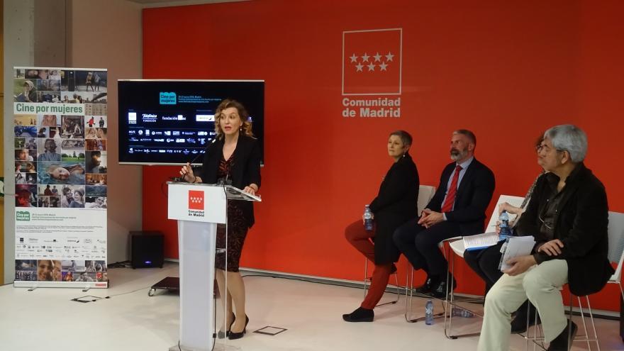 Presentación del Festival Cine por Mujeres