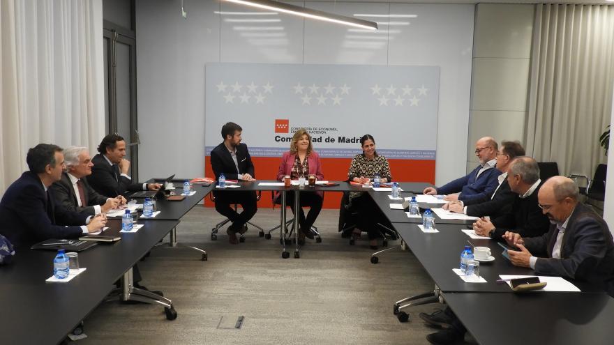 La Comunidad presenta los Presupuestos de 2019 a los interlocutores sociales