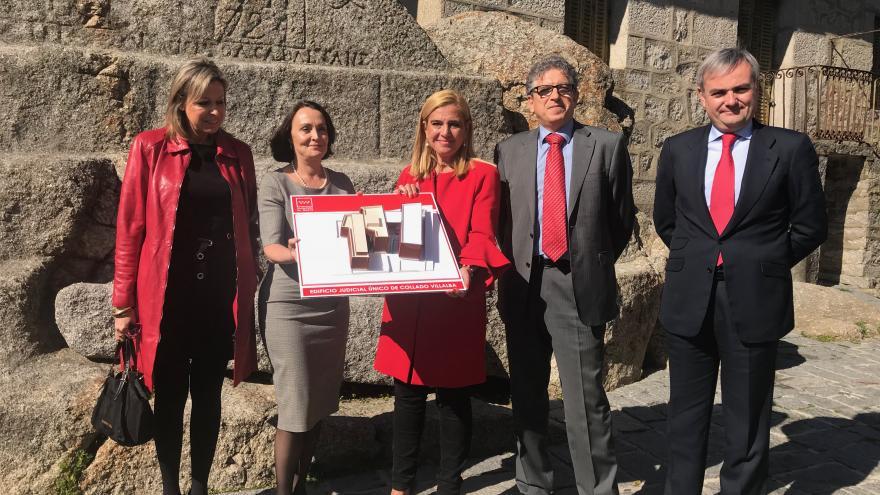 Agrupamos los juzgados de Collado Villalba en una sede única, con 6 millones de inversión