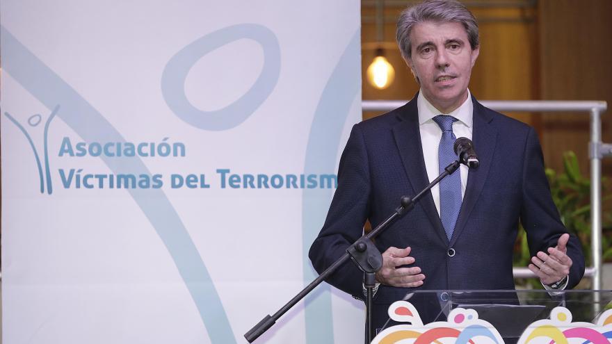 """Garrido: """"No vamos a permitir que se reescriba la Historia ni que se iguale a las víctimas con los verdugos"""""""