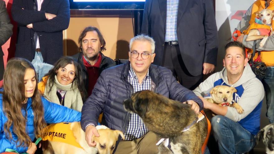 La adopción de animales en la Comunidad de Madrid ha aumentado un 30 % este año