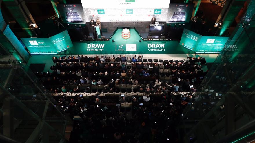 """Garrido: """"La nueva Copa Davis marcará un antes y un después en la historia del tenis, con Madrid siempre como referencia"""""""