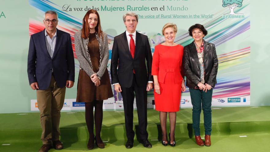 La voz de las Mujeres Rurales en el Mundo
