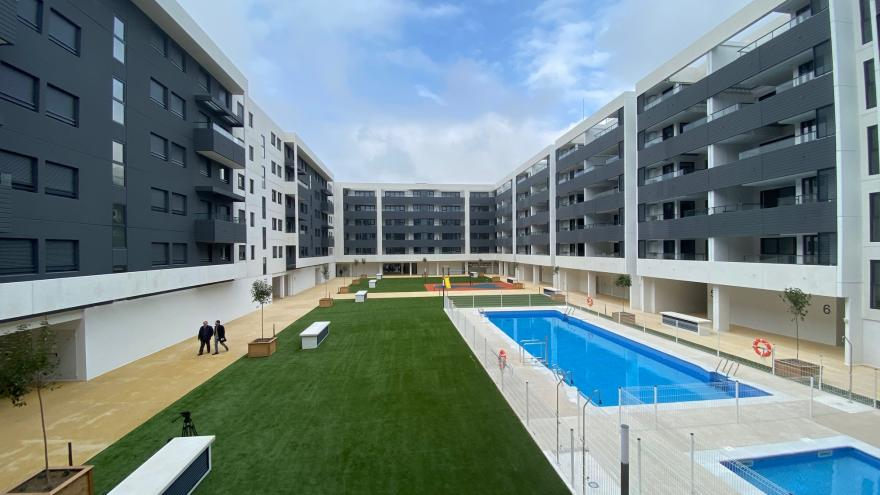 Hoy se ha inaugurado el primer edificio sostenible con certificación Passivhaus