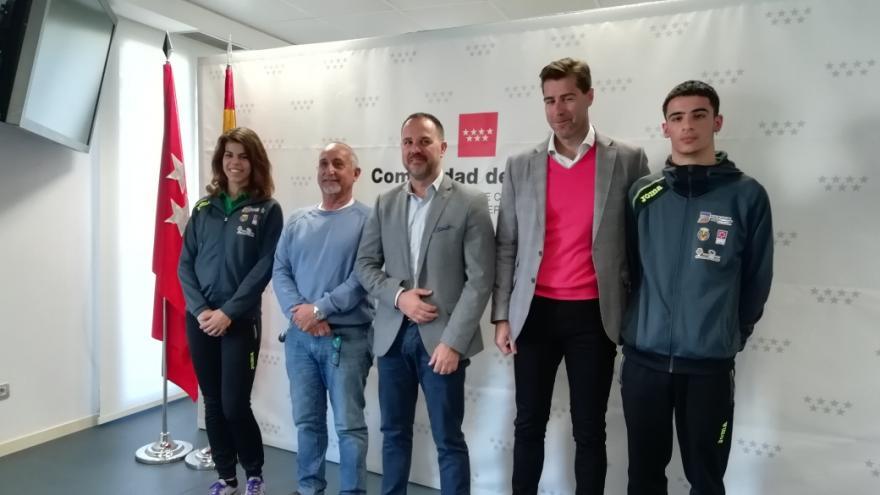 La Comunidad colabora con la organización del Campeonato de España de Atletismo Sub 20