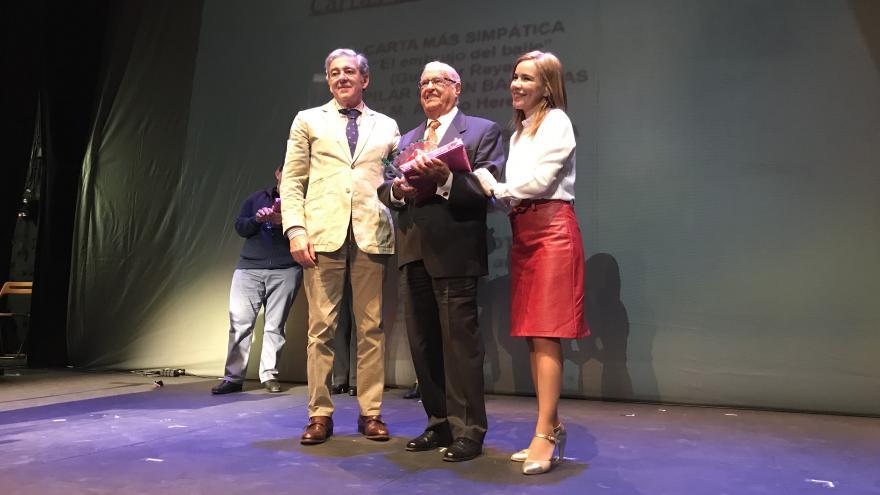 Miriam Rabaneda en el Teatro Fígaro