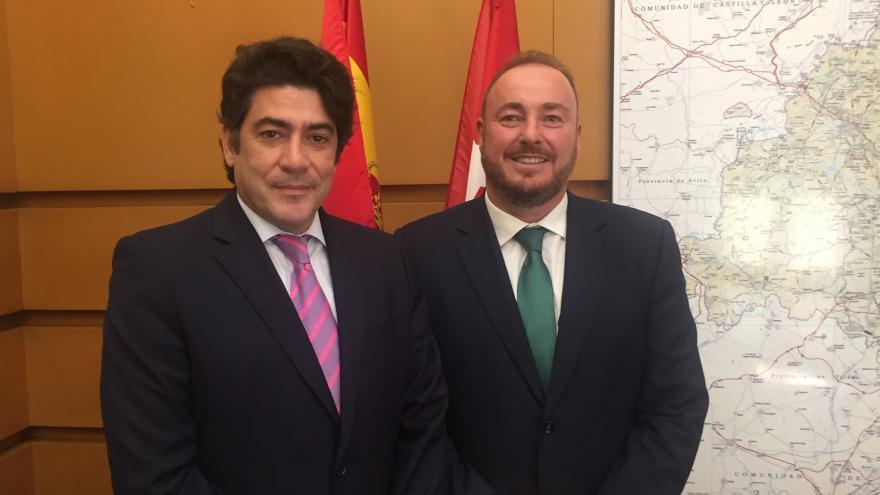 David Pérez se reúne con CONCOVI y FCVCAM