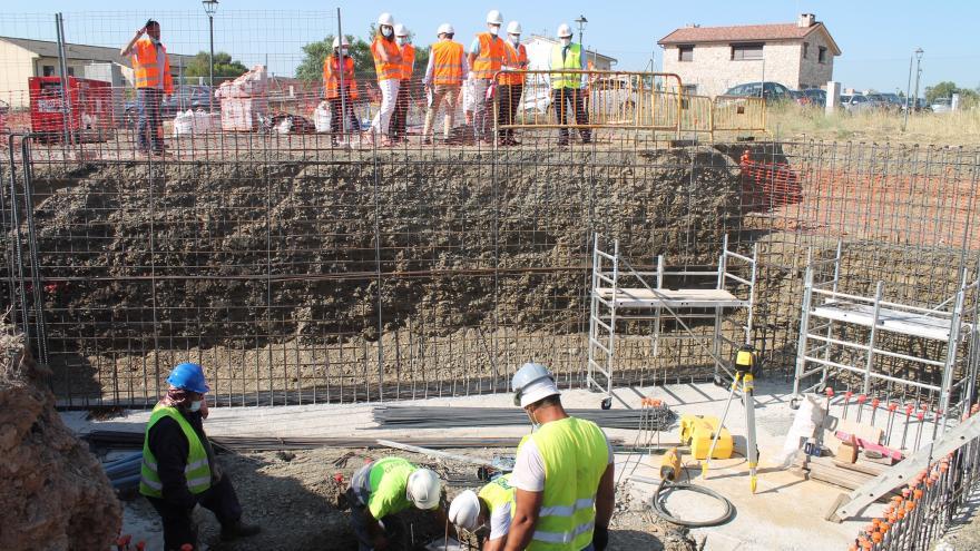 Invertimos 5,8 millones de euros en la construcción de 45 viviendas en la Sierra Norte