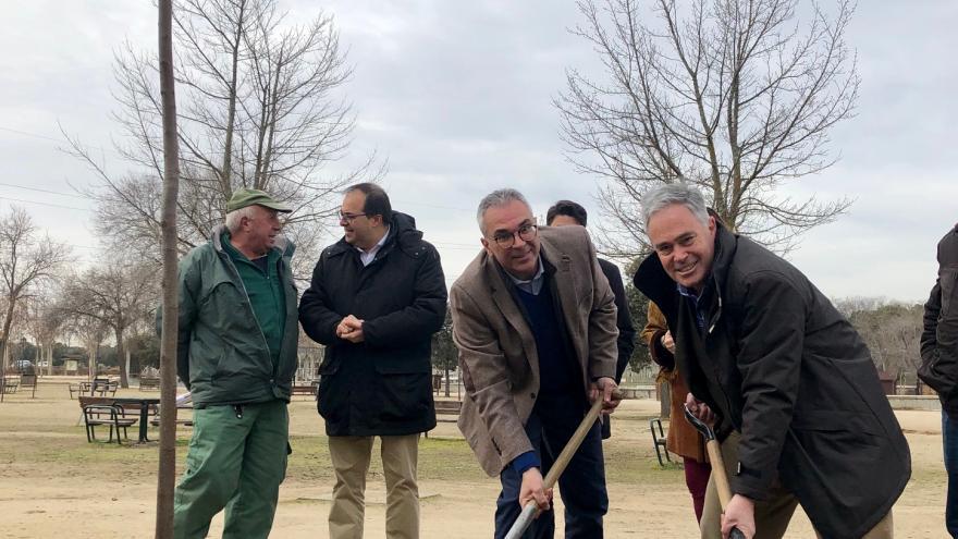 Los parques periurbanos de la Comunidad sirven de pulmón a las áreas urbanas próximas