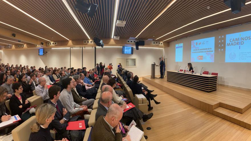 Presentación los resultados de la Encuesta Domiciliaria de Movilidad 2018