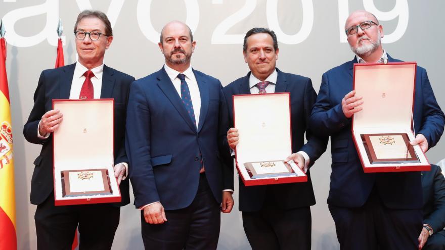 """Rollán: """"El autogobierno de la Comunidad de Madrid es eficacia, solidaridad y lealtad a España"""""""