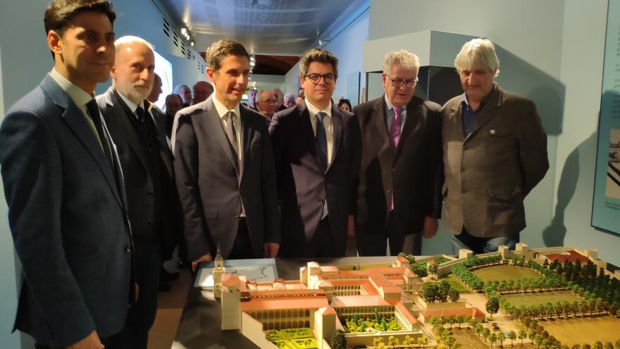 Visita a la maqueta del Palacio Arzobispal de Alcalá de Henares