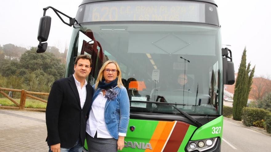 La Comunidad de Madrid mejorará el servicio de interurbanos en Las Rozas