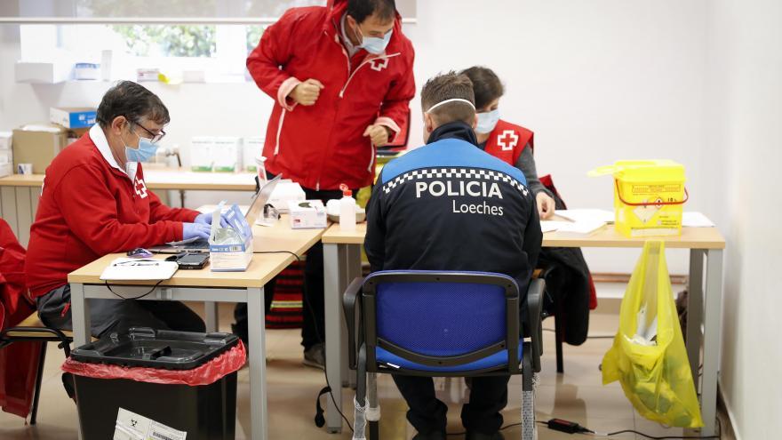 Polícia Local test