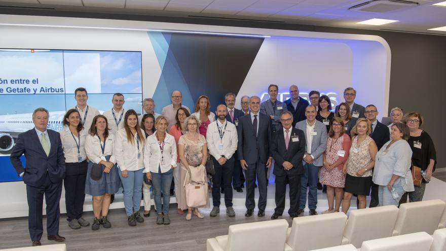 El consejero de Sanidad, Enrique Ruiz Escudero, ha presentado los primeros resultados del trabajo conjunto
