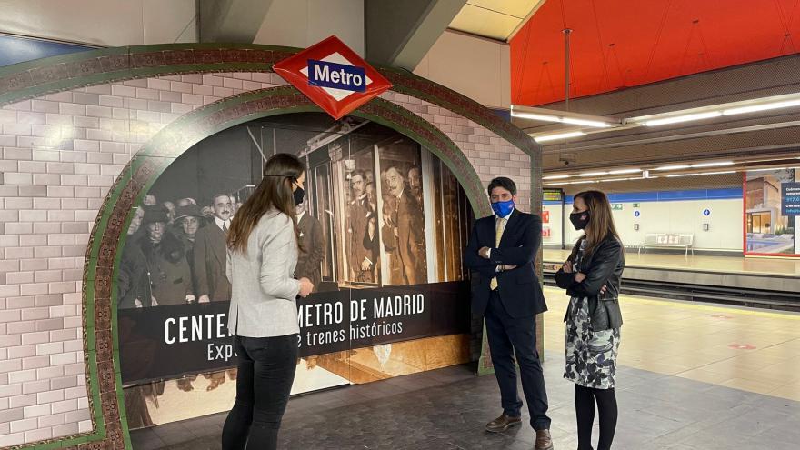 La Comunidad amplía el horario de los museos de Metro durante toda la Semana Santa